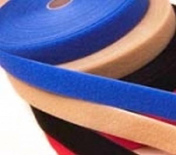 Klettband 10-163mm, nähbar
