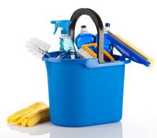 Reinigen und schützen