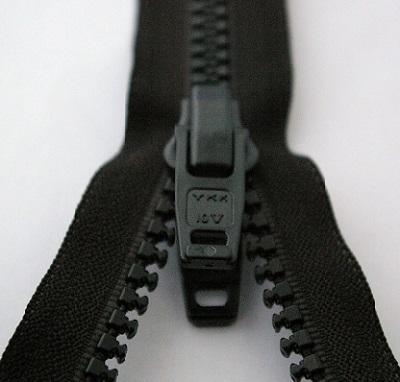 Teilbar 10mm mit Kunststoffzähnen