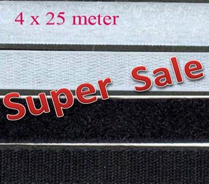 Klettband 50 mm, Haken