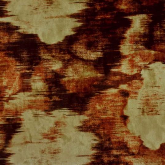 Ice Velvet Ikat Tapestry